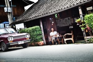 Coffee Shop in Pai, Thailand – All About Coffee Cafe