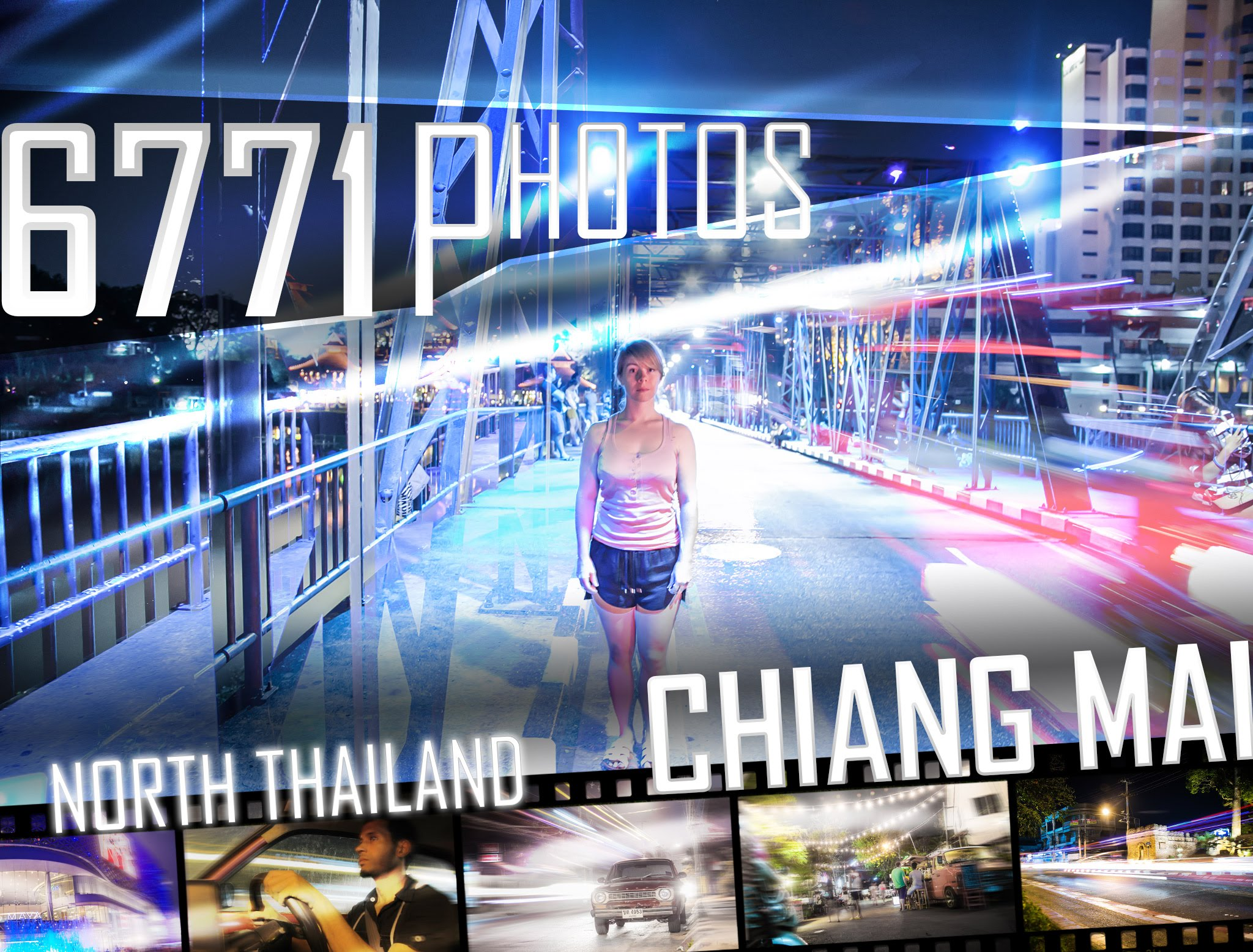 We took 6771 PHOTOS OF CHIANG MAI & NORTH THAILAND