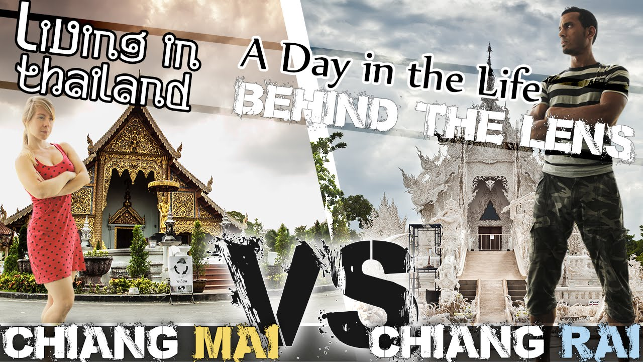Read more about the article Chiang Mai VS Chiang Rai – What is the difference?