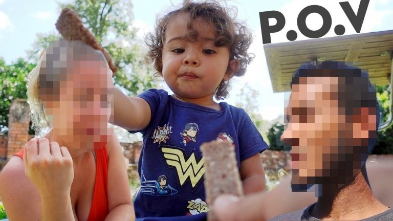 NOT SHOWING OUR FACES – Family Vlog Going P.O.V