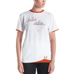 Hello Autumn / Fall Women's Tee