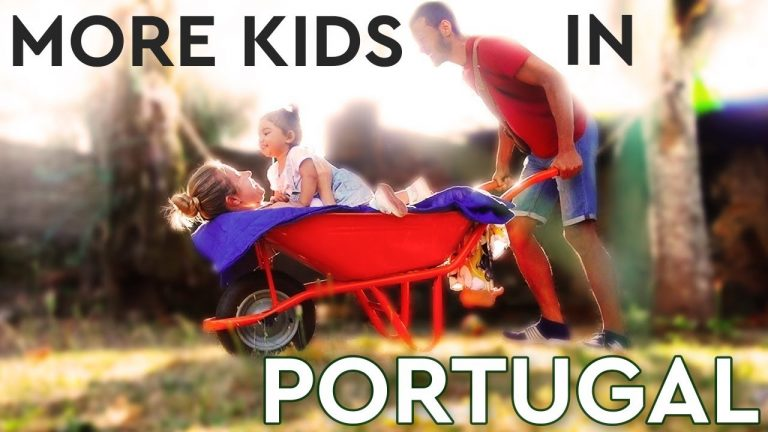 MORE KIDS In Portugal 🤔 What's The Incentive?