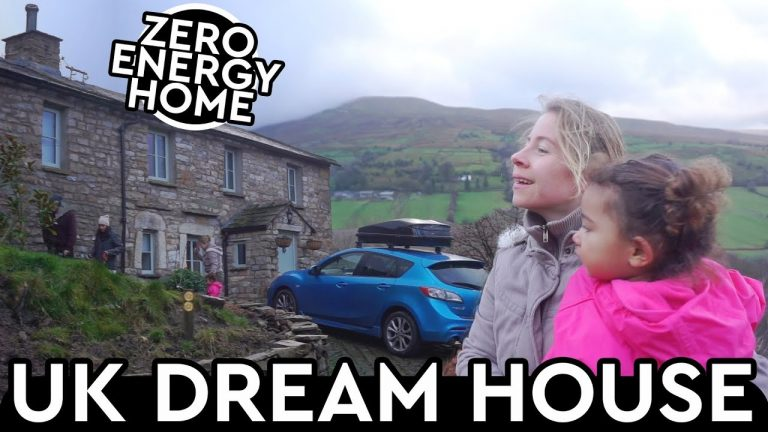 UK Dream House, Zero Energy Home With Amazing Views!
