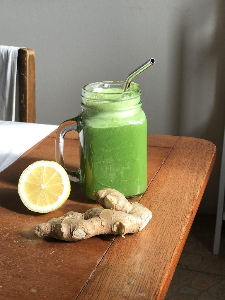 3 day juice cleanse green juice recipe