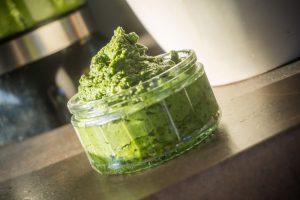 Homemade Vegan Pesto Recipe