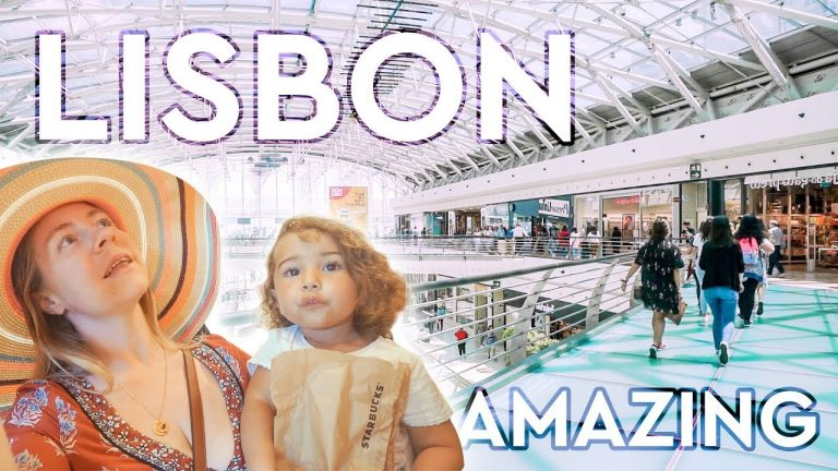 LISBON Shopping Mall FIRST IMPRESSIONS, Centro Vasco Da Gama