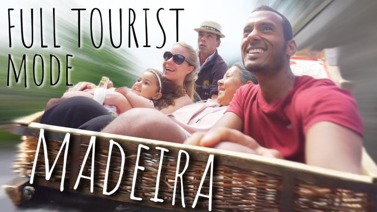 MADEIRA Funchal Travel Guide ⛰️ FULL TOURIST MODE + Prices
