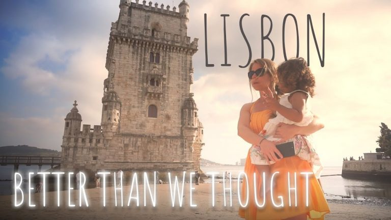 Exploring Lisbon PORTUGAL | Best Capital City In Europe