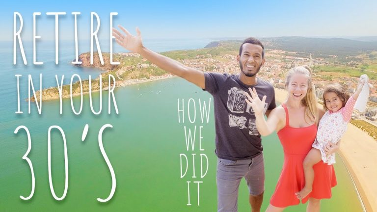 How We RETIRED to PORTUGAL at 32 and How YOU CAN Do It Too