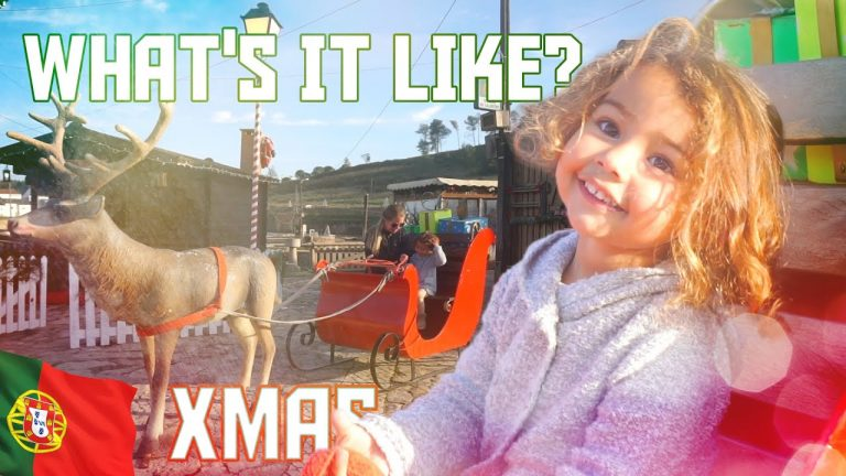 What Portugal Does At Christmas Time. Did You Ever Wonder?