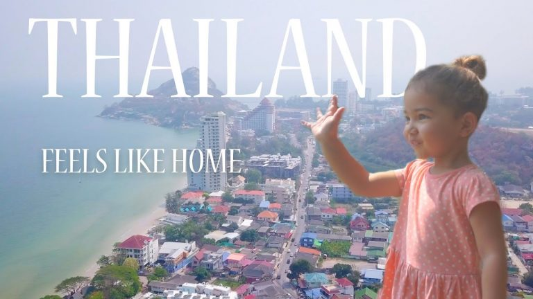 WE'RE GOING BACK TO THAILAND & It Feels Like Home