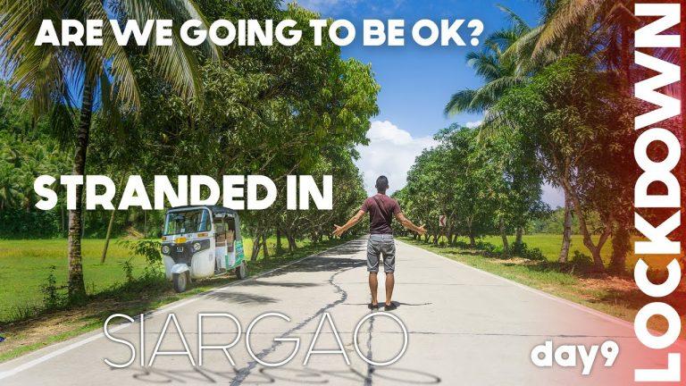 CoronaVirus QUARANTINE Day 9 SIARGAO – Starting To Worry Now