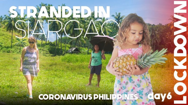 Siargao Lockdown Day 6 – Impressed With The Filipino People