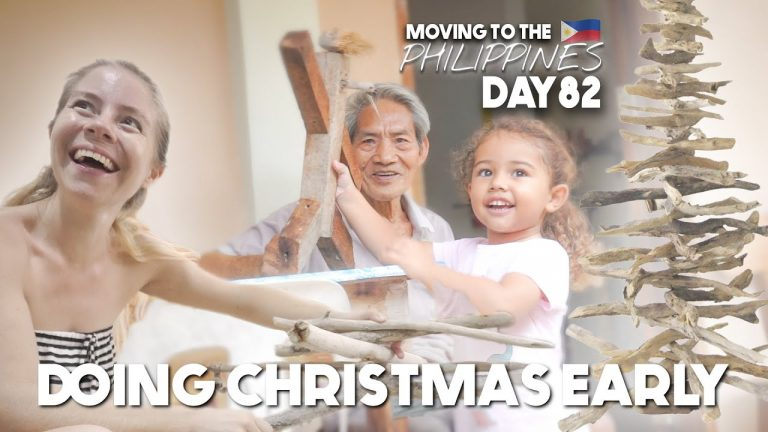 FILIPINO CHRISTMAS On Siargao THERE'S GOING TO BE A BIG SURPRISE