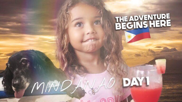 MINDANAO Vlog DAY 1 We Arrived In SURIGAO City PHILIPPINES