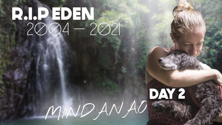 R.I.P Eden – A TRIBUTE – She Passed Away In Mindanao DAY 2