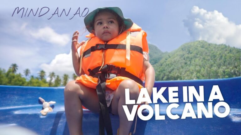 Read more about the article Boating In VOLCANO CRATER? Mindanao Has Some REAL SECRETS