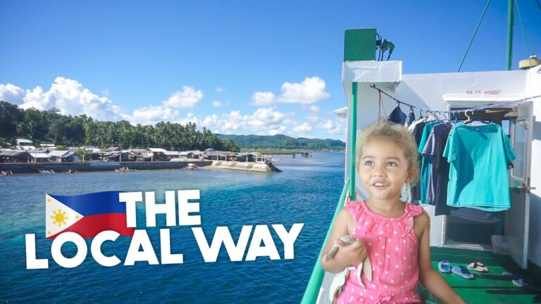 Read more about the article Travel The LOCAL FILIPINO Way! Confused How This Works?