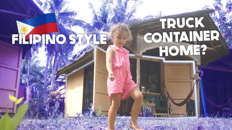 Read more about the article DIDN'T KNOW PHILIPPINES HAD THIS! Truck CONTAINER HOMES On SIARGAO ISLAND