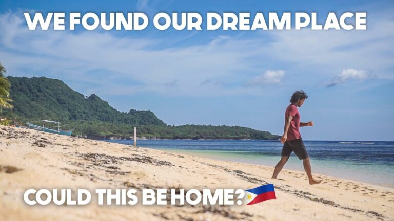 Read more about the article DREAM PLOT FOUND! Amazing PHILIPPINES Beach Land