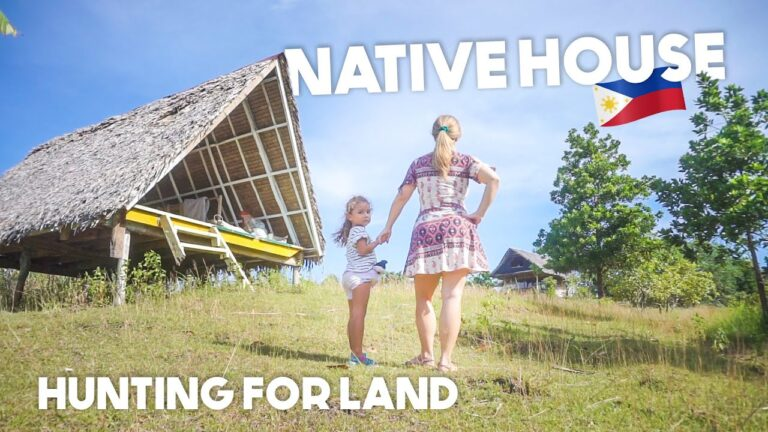 Read more about the article STUNNING FILIPINO Native KUBO House BUILDING A HOME IN THE PHILIPPINES EP1